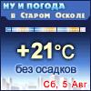 Ну и погода в Старом Осколе - Поминутный прогноз погоды